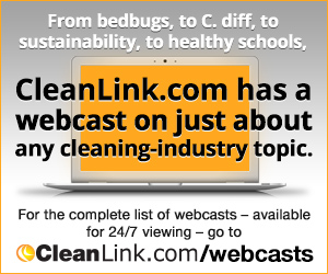 CleanLink Webcasts