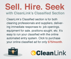 CleanLink Classifieds