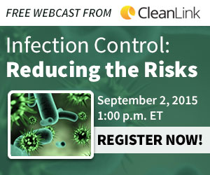 Infection Control Webcast