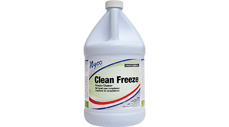 Clean Freeze Freezer Cleaner: Nyco Products Co.