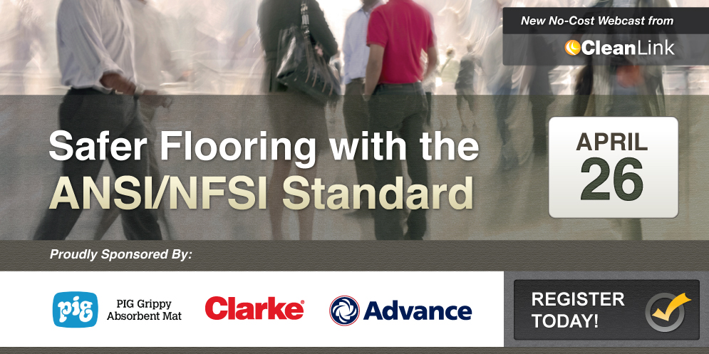 Safer Flooring with the ANSI/NFSI Standard