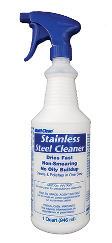 Stainless Steel Cleaner: Multi-Clean