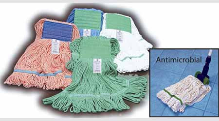 Antimicrobial Loop-end Wet Mops: ACS Cleaning Products Group