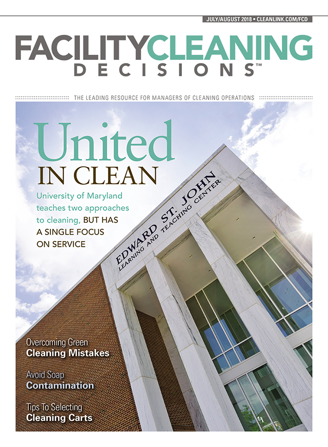 Facility Cleaning Decisions Magazine 2019: Marketing to